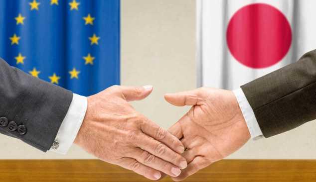 UE-Japão firmam acordo